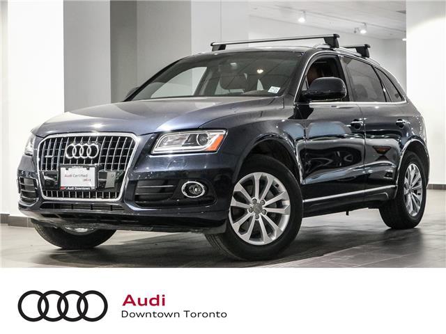 2016 Audi Q5 2.0T Progressiv (Stk: P3530) in Toronto - Image 1 of 28