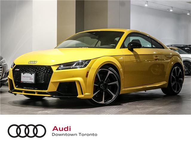 2018 Audi TT RS 2.5T (Stk: P3582) in Toronto - Image 1 of 28