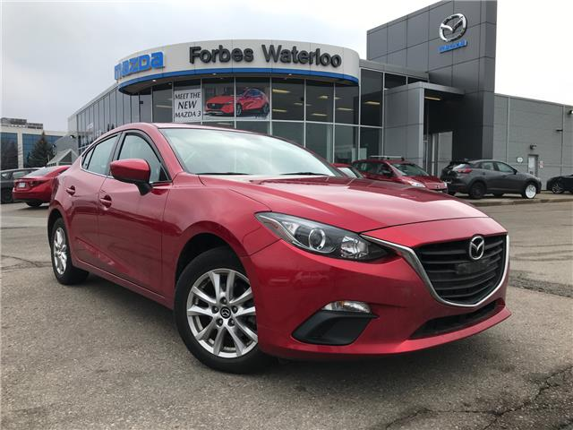 2017 Mazda Mazda3 Sport GT (Stk: L2382) in Waterloo - Image 1 of 1