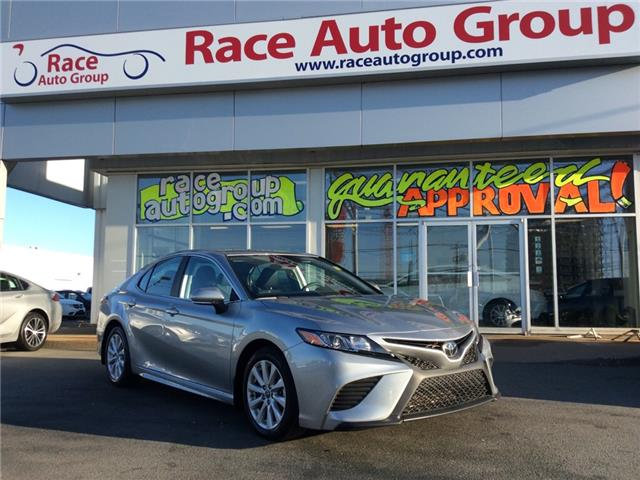 2019 Toyota Camry LE (Stk: 17195) in Dartmouth - Image 1 of 20
