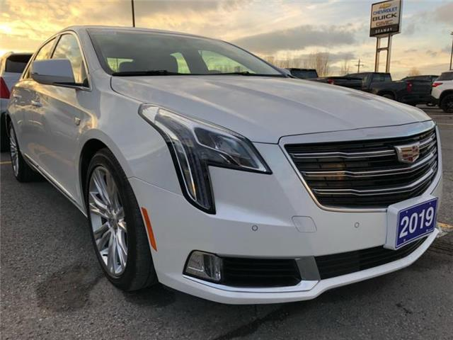 2019 Cadillac XTS Luxury (Stk: S2362) in Cornwall - Image 1 of 17
