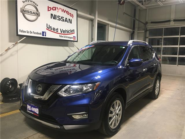 2017 Nissan Rogue SV (Stk: P0741) in Owen Sound - Image 1 of 12