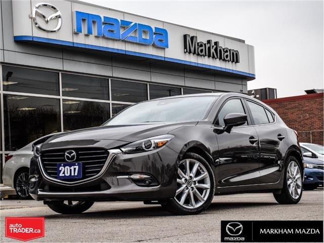 2017 Mazda Mazda3 Sport GT (Stk: P1927) in Markham - Image 1 of 29