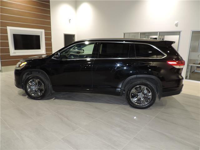 2018 Toyota Highlander Limited (Stk: 18511) in Brandon - Image 1 of 27