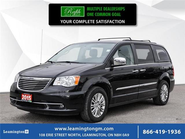 2015 Chrysler Town & Country Touring-L (Stk: 19-809A) in Leamington - Image 1 of 29
