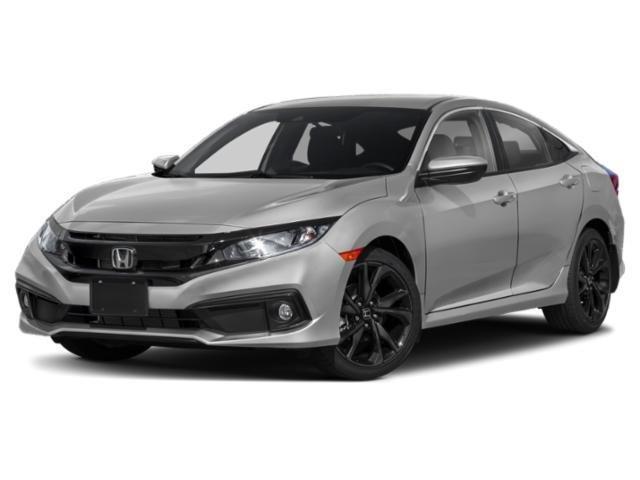 2020 Honda Civic Sport (Stk: H6548) in Waterloo - Image 1 of 1