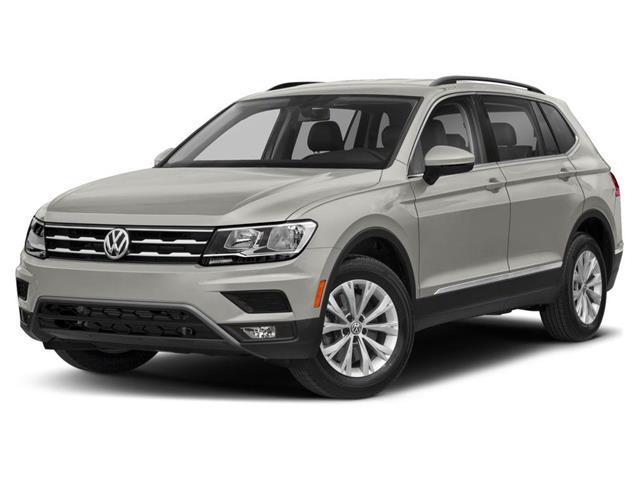 2020 Volkswagen Tiguan Comfortline (Stk: W1351) in Toronto - Image 1 of 9