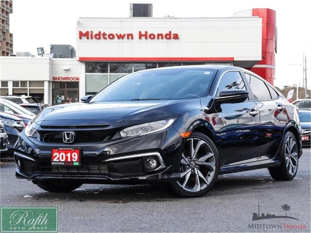 2019 Honda Civic Touring (Stk: 2200144A) in North York - Image 1 of 30