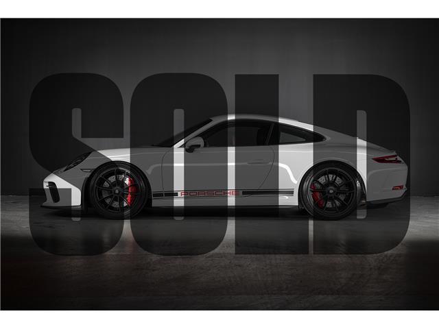 2018 Porsche 911 GT3 (Stk: EM0001) in Woodbridge - Image 1 of 18