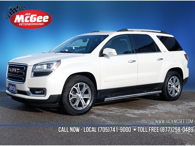 2013 GMC Acadia SLT2 (Stk: 19062A) in Peterborough - Image 1 of 19