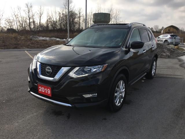 2019 Nissan Rogue  (Stk: MX1116) in Ottawa - Image 1 of 19