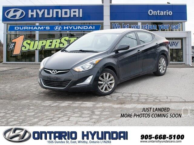 2016 Hyundai Elantra Sport Appearance (Stk: 97403K) in Whitby - Image 1 of 1