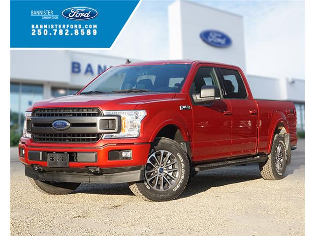 2020 Ford F-150 XLT (Stk: T202467) in Dawson Creek - Image 1 of 15