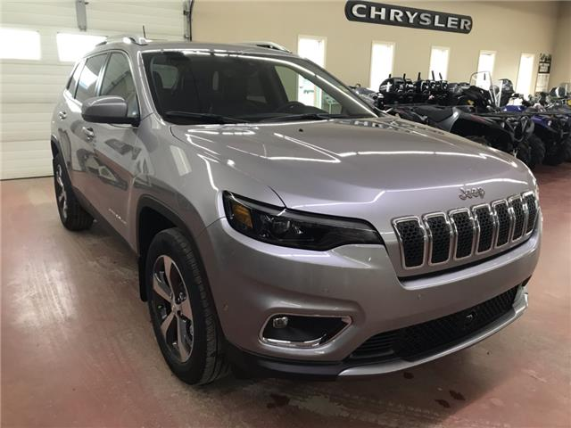 2020 Jeep Cherokee Limited (Stk: T20-30) in Nipawin - Image 1 of 18