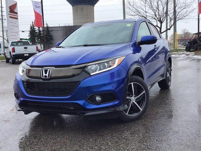 2020 Honda HR-V Sport (Stk: 20214) in Barrie - Image 1 of 26
