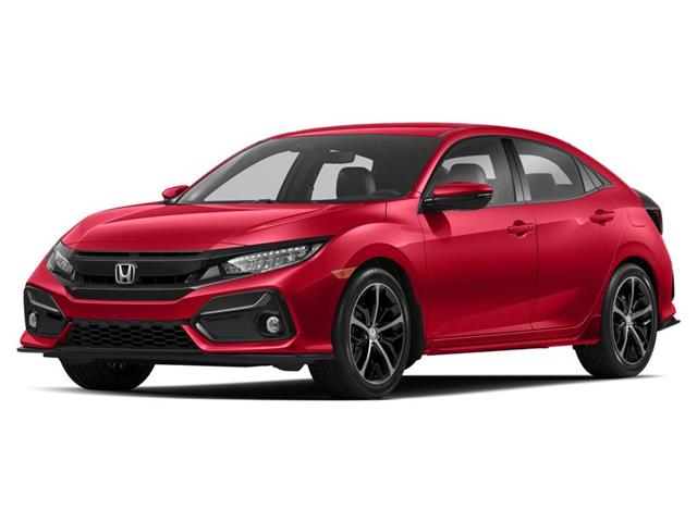 2020 Honda Civic Sport Touring (Stk: K0132) in London - Image 1 of 1
