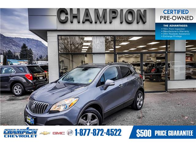 2014 Buick Encore Leather (Stk: 19-266B) in Trail - Image 1 of 15