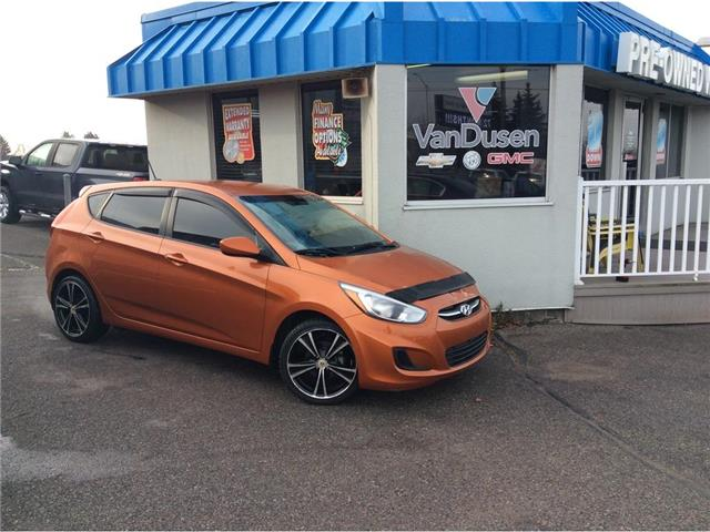 2015 Hyundai Accent 5dr HB Auto LE (Stk: B7588) in Ajax - Image 1 of 21