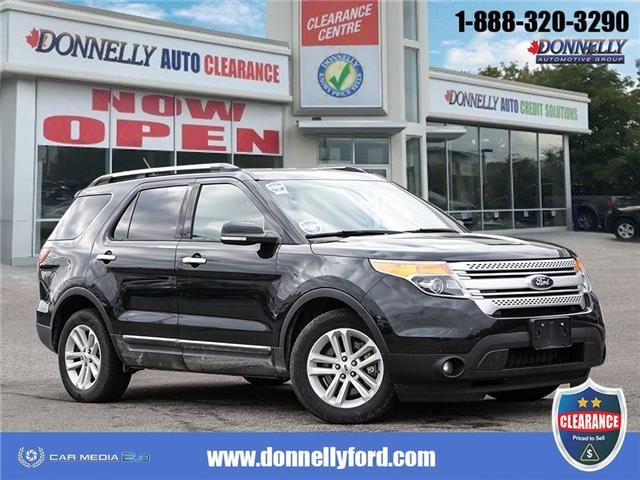 2013 Ford Explorer XLT (Stk: CLDS1764A) in Ottawa - Image 1 of 28