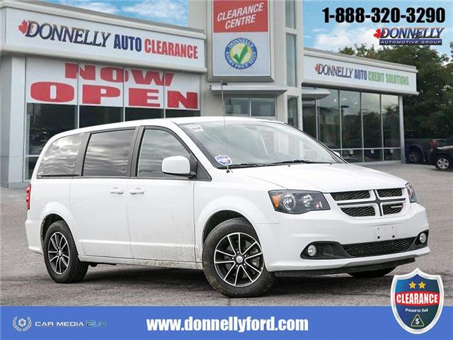 2019 Dodge Grand Caravan  (Stk: CLDUR6341) in Ottawa - Image 1 of 28