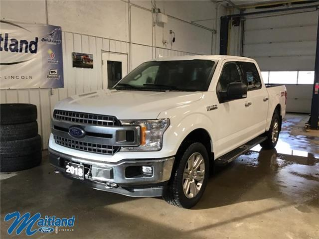2018 Ford F-150 XLT (Stk: 94076) in Sault Ste. Marie - Image 1 of 30