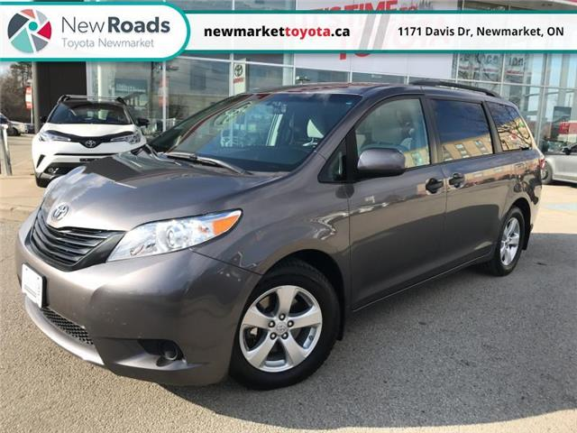 2017 Toyota Sienna  (Stk: 5739) in Newmarket - Image 1 of 21