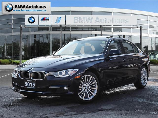 2015 BMW 328i xDrive (Stk: P9226) in Thornhill - Image 1 of 30