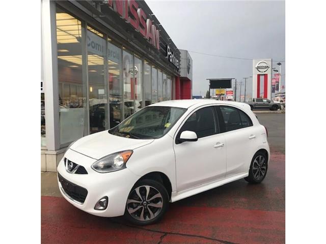 2017 Nissan Micra SR (Stk: N1560) in Hamilton - Image 1 of 2
