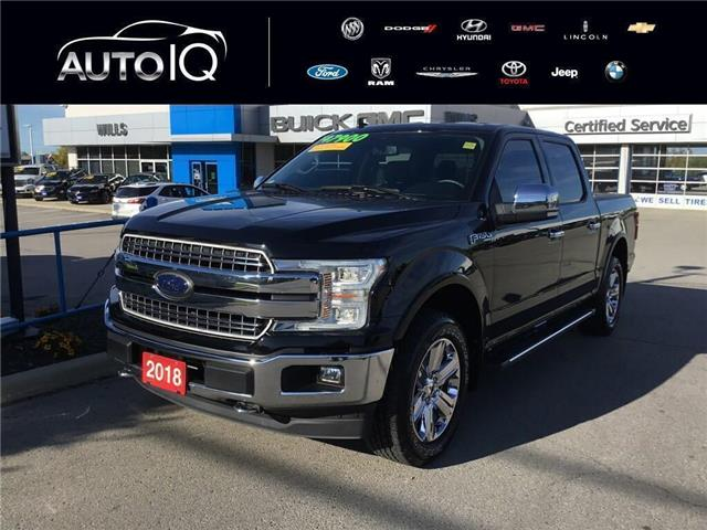 2018 Ford F-150 Lariat (Stk: 181040) in Grimsby - Image 1 of 15