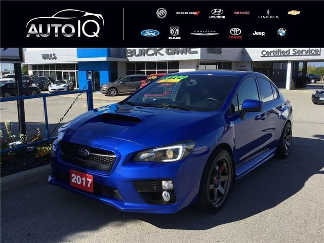 2017 Subaru WRX Base (Stk: K464A) in Grimsby - Image 1 of 15