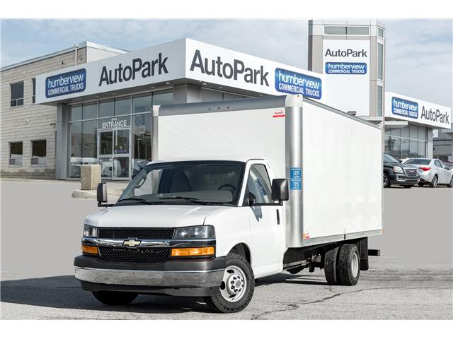 Used 2017 Chevrolet Express Cutaway 3500 1wt For Sale In Mississauga Humberview Commercial Trucks
