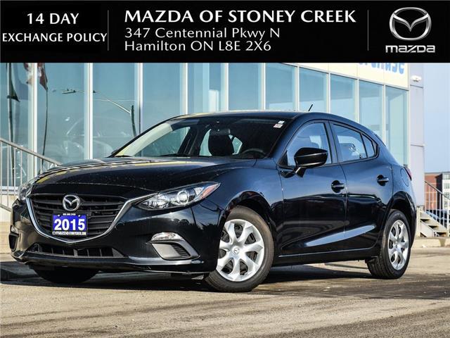 2015 Mazda Mazda3 Sport GX (Stk: SU1409) in Hamilton - Image 1 of 20