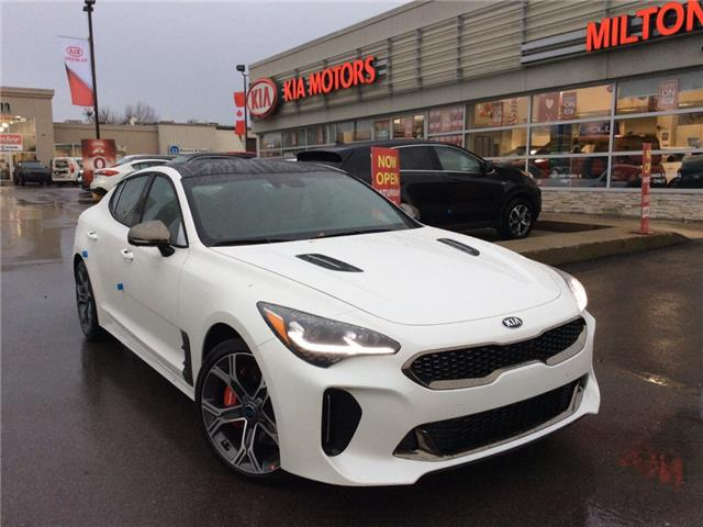 2020 Kia Stinger GT Limited w/Red Interior (Stk: 076496) in Milton - Image 1 of 21