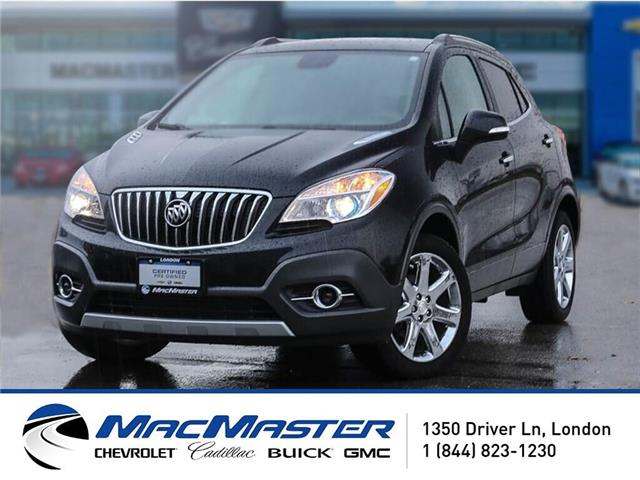 2016 Buick Encore Convenience (Stk: 90273PA) in London - Image 1 of 8