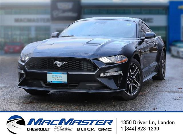 2018 Ford Mustang  (Stk: 91132A) in London - Image 1 of 9