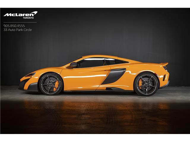 2016 McLaren 675LT  (Stk: VM003) in Woodbridge - Image 1 of 18
