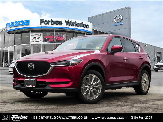2019 Mazda CX-5 GT (Stk: M6592) in Waterloo - Image 1 of 17