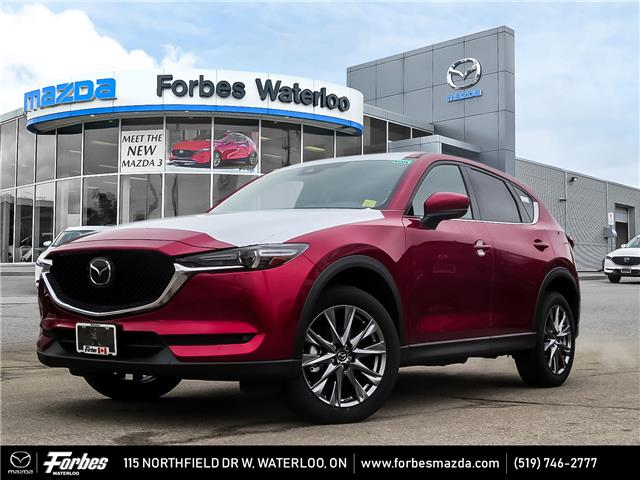 2019 Mazda CX-5 Signature (Stk: M6680) in Waterloo - Image 1 of 16