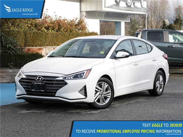 2019 Hyundai Elantra Preferred (Stk: 199844) in Coquitlam - Image 1 of 15
