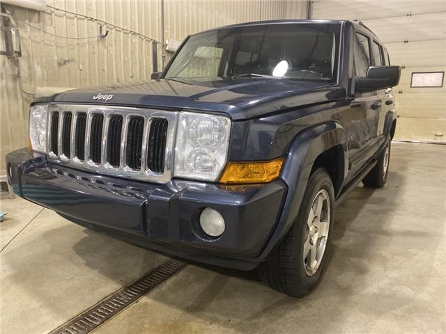 2009 Jeep Commander Sport (Stk: KP041) in Rocky Mountain House - Image 1 of 26