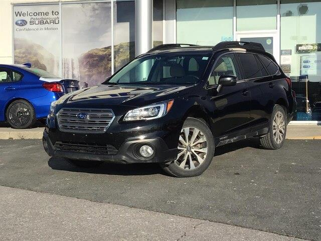 2017 Subaru Outback 2.5i Limited (Stk: SP0298) in Peterborough - Image 1 of 18