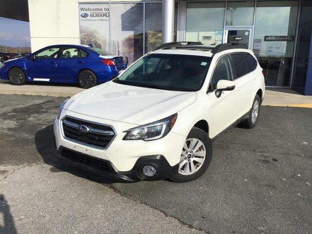 2019 Subaru Outback 2.5i Touring (Stk: SP0301) in Peterborough - Image 1 of 15