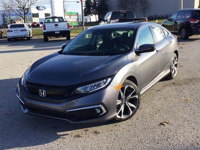 2020 Honda Civic Touring (Stk: 20212) in Barrie - Image 1 of 20