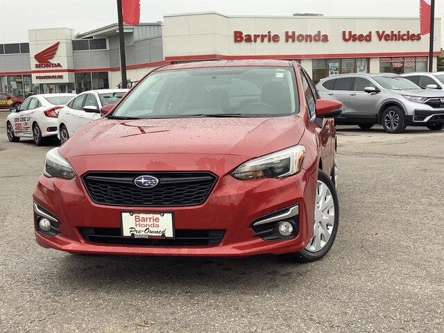 2017 Subaru Impreza Sport-tech (Stk: U17131) in Barrie - Image 1 of 25