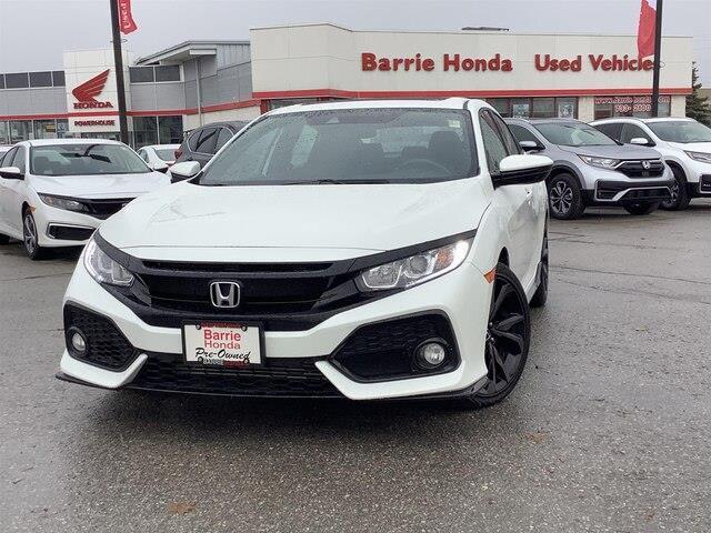 2018 Honda Civic Sport (Stk: U18011) in Barrie - Image 1 of 22