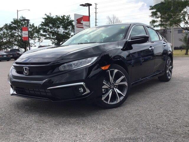 2020 Honda Civic Touring (Stk: 20235) in Barrie - Image 1 of 22