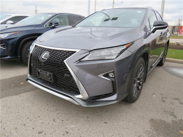 2018 Lexus RX 350 Base (Stk: X8320) in London - Image 1 of 3