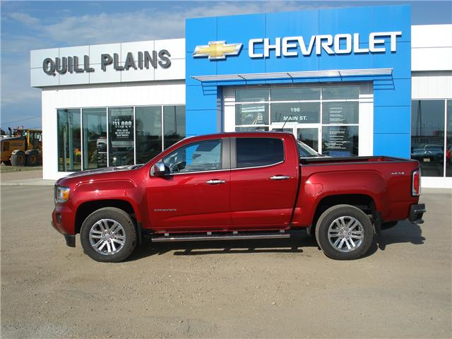 2018 GMC Canyon  (Stk: 19P082) in Wadena - Image 1 of 18