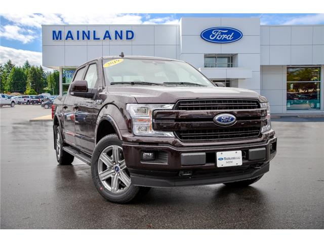 2019 Ford F-150 Lariat (Stk: 9F11788) in Vancouver - Image 1 of 27