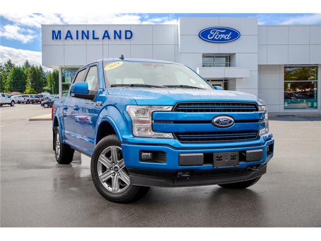 2019 Ford F-150 Lariat (Stk: 9F13146) in Vancouver - Image 1 of 26